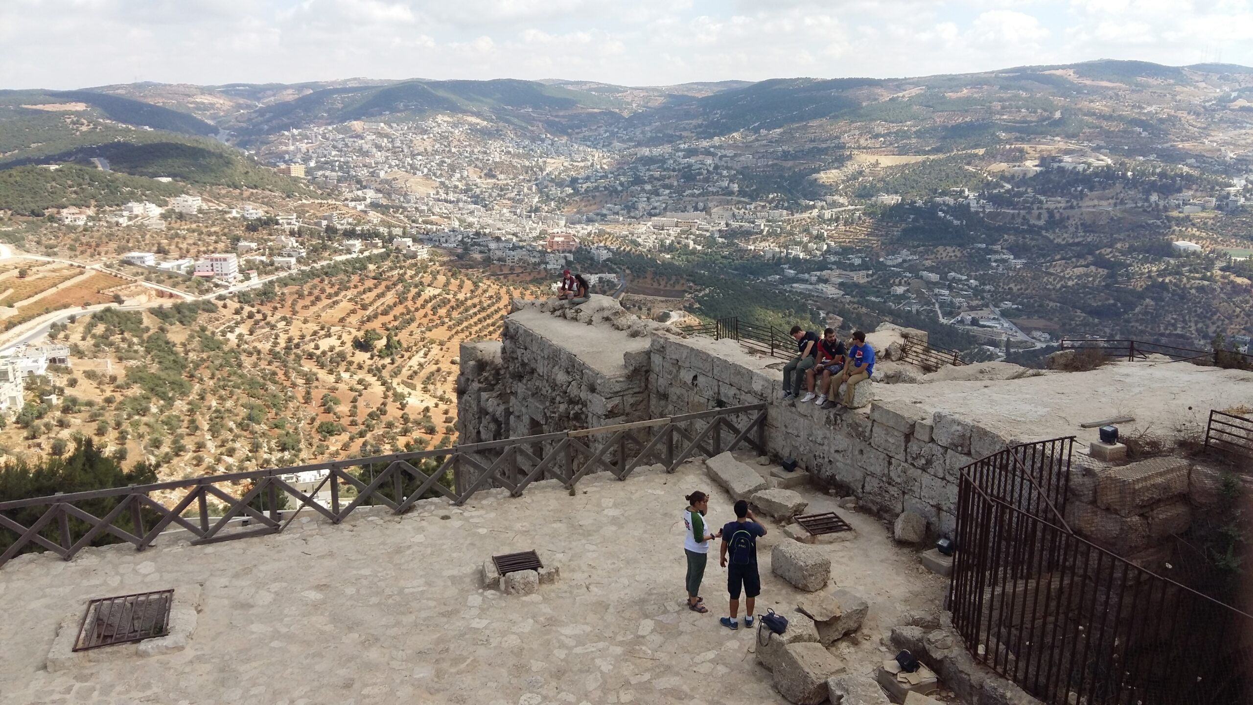 Ajloun Castle – view