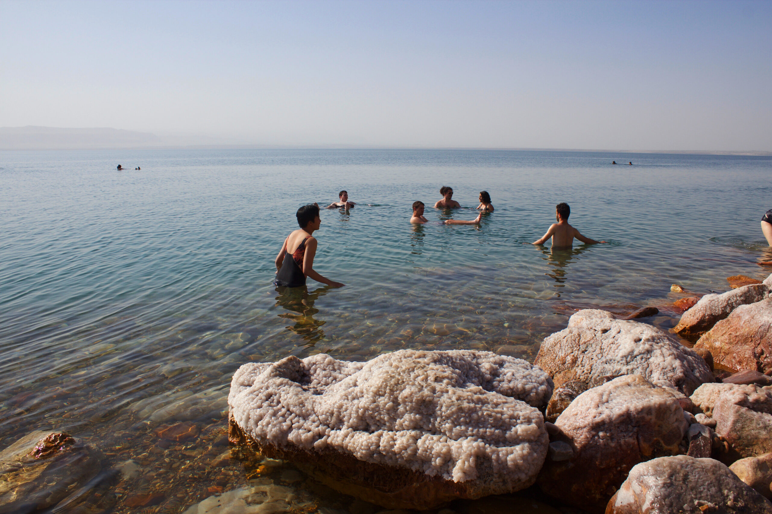 Dead Sea – don't worry, you won't drown