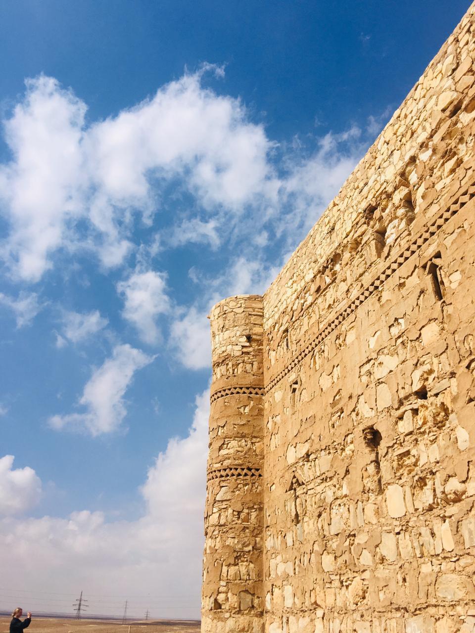 Desert Castles – Qasr Al-Kharranah