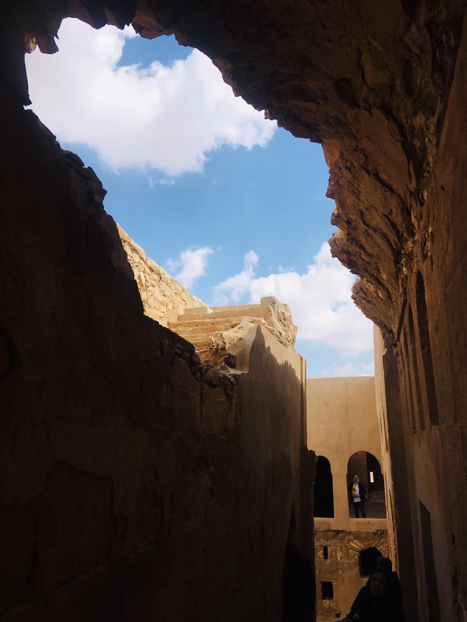 Desert Castles – Qasr Al-Kharranah: a mysterious castle