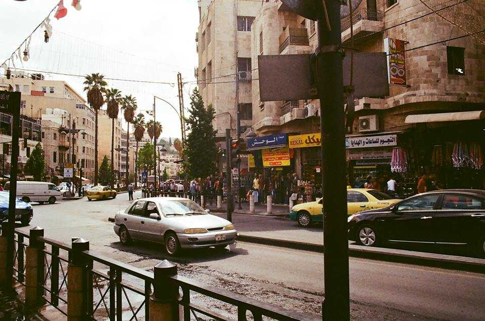 Downtown Amman – where you can find (almost) everything