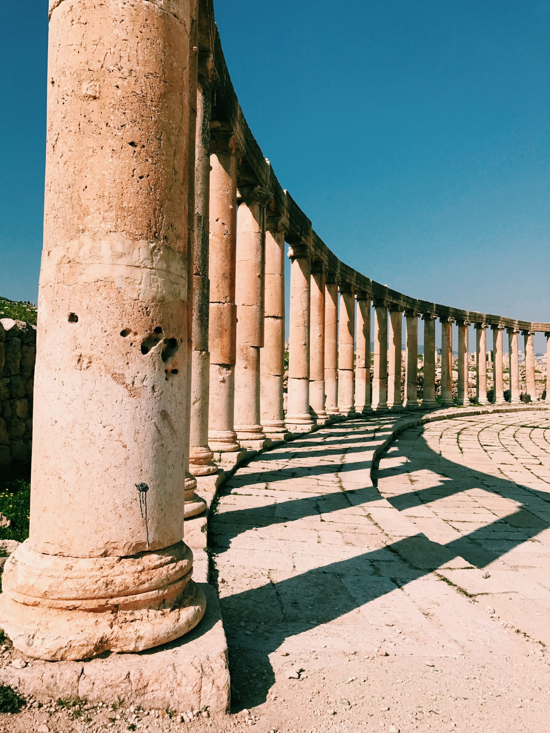 Jerash – one of the best preserved Greco-Roman cities