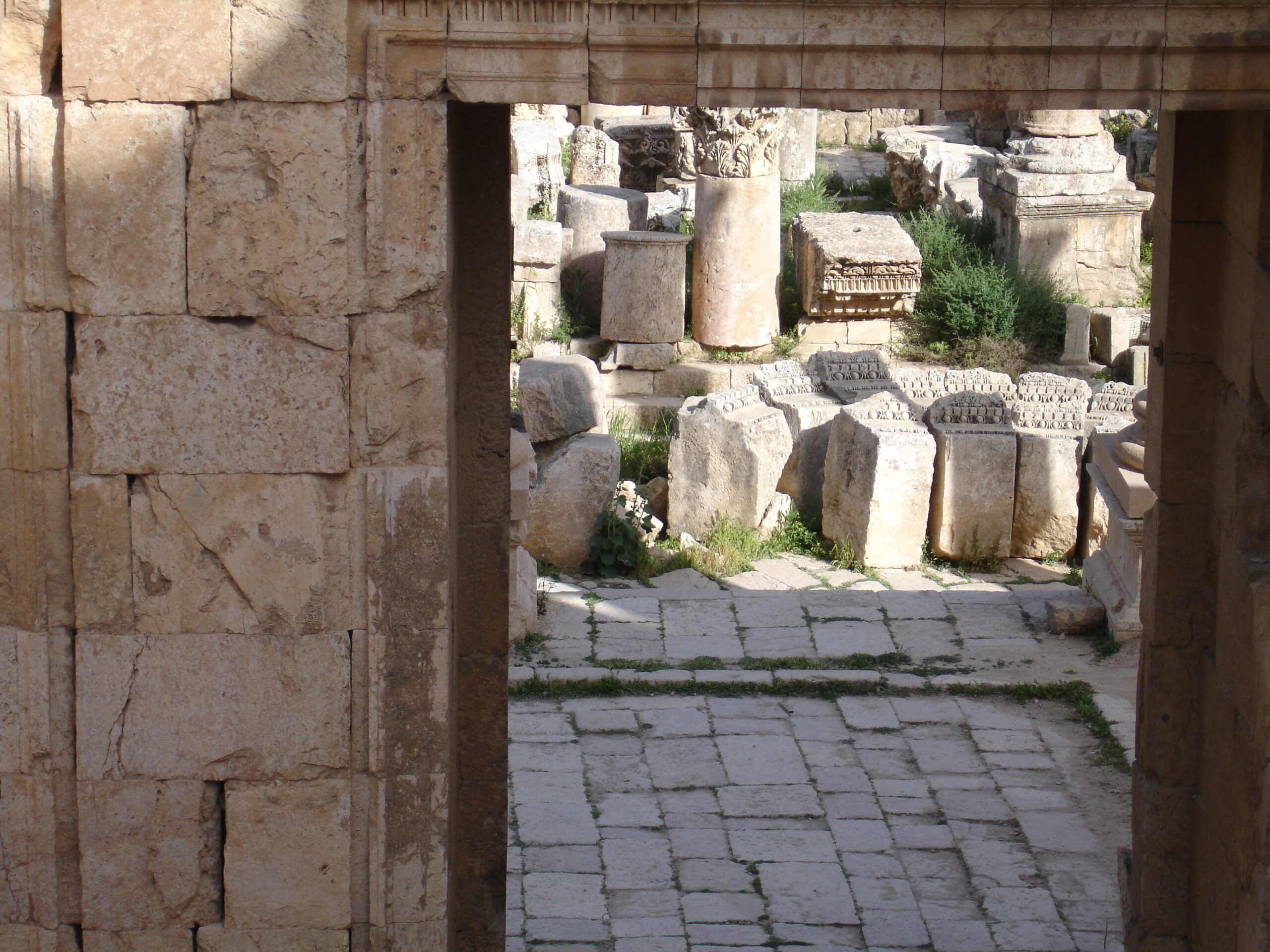Jerash – stones steeped in history