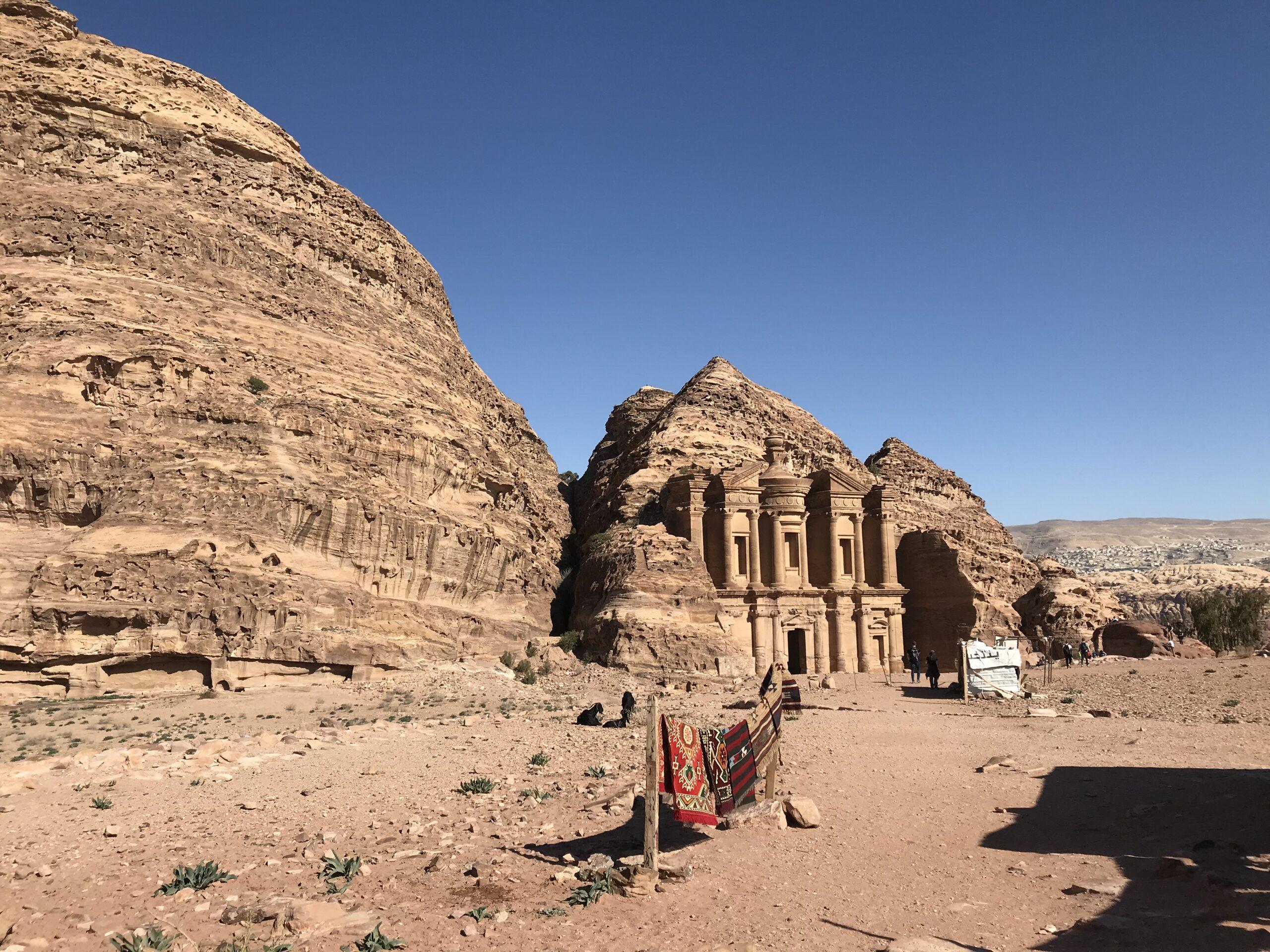 Petra – Ad Deir (the Monastery)