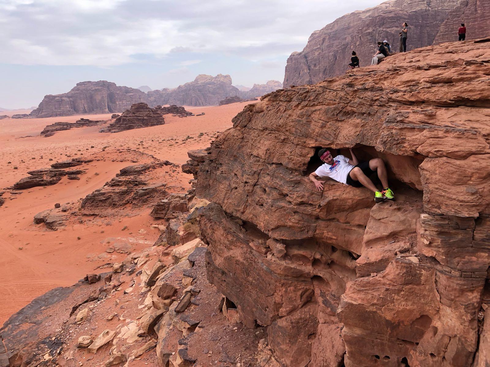 Wadi Rum – find your favorite spot :)